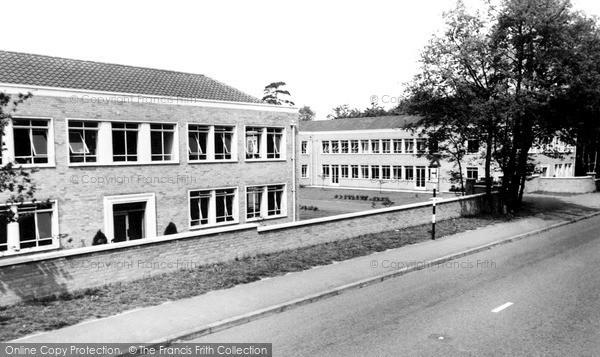 Photo of Woking, Girls' Grammar School c.1960