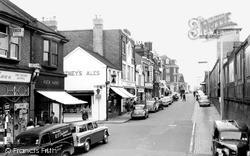 Woking, High Street c.1965