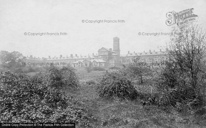 Photo of Woking, Inkerman Barracks 1901