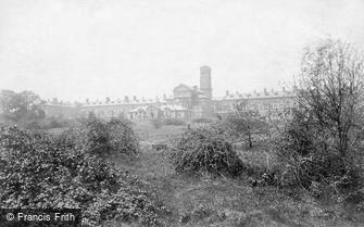 Woking, Inkerman Barracks 1901