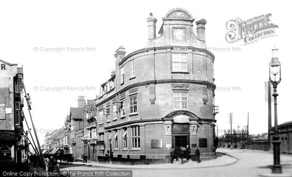Photo of Woking, Old Bank 1901