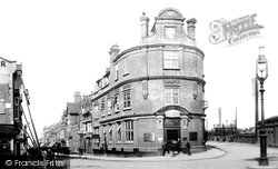 Woking, Old Bank 1901