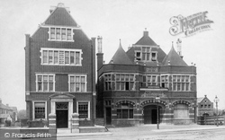 Woking, Public Hall 1902