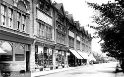 Woking, The Broadway 1902