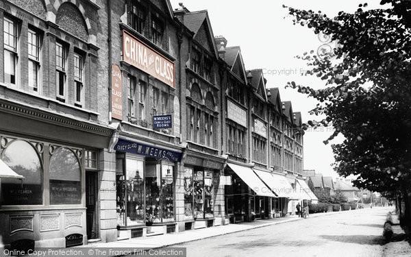Photo of Woking, The Broadway 1902