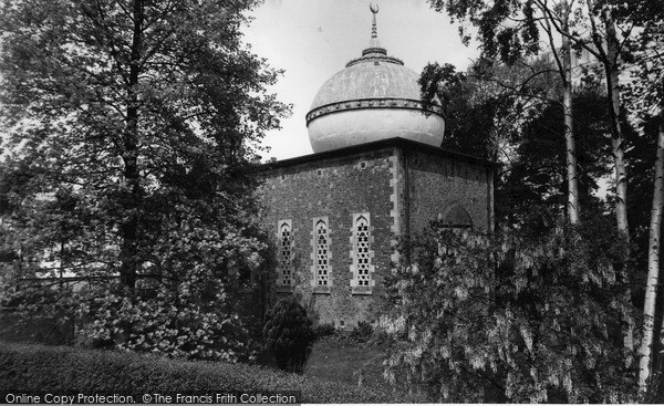 Photo of Woking, The Shah Jehan Mosque c.1955