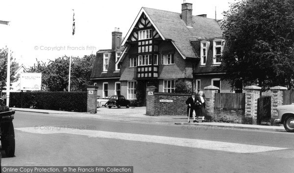 Photo of Woking, Victoria Hospital c1955