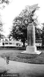 Woking, War Memorial c.1965