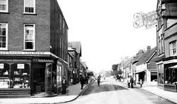 Wokingham, Broad Street 1906