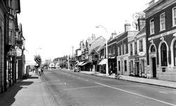 Broad Street c.1955, Wokingham