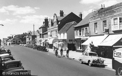 Wokingham, Broad Street c.1960