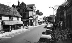 Broad Street c.1960, Wokingham