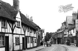 Denmark Street c.1955, Wokingham