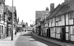 Wokingham, Denmark Street c.1955