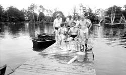 Wokingham, Fun At Lakeside Holidays, California c.1960