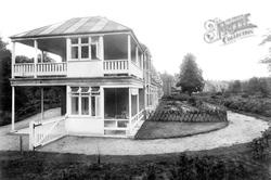 London Open Air Sanatorium, Pinewood 1910, Wokingham