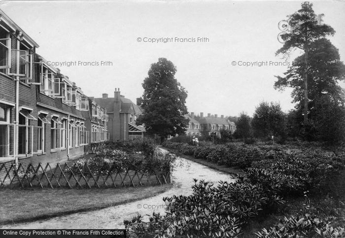 Photo of Wokingham, London Open Air Sanatorium, Pinewood 1910