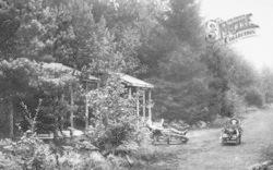 Wokingham, London Open Air Sanatorium,  The Garden 1910