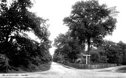 Wokingham, Nine Mile Ride 1909