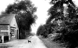 Wokingham, Nine Mile Ride Post Office 1909