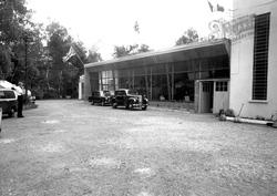 Reception Lounge, Lakeside Holidays, California c.1960, Wokingham