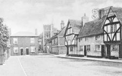 Wokingham, Rose Street c.1900