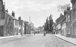 Wokingham, Rose Street c.1920