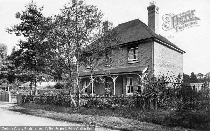 Photo of Wokingham, Shamrock Villa 1910