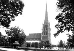 Wokingham, St Paul's Church 1906