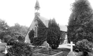 Wokingham, St Sebastian's Church, Nine Mile Ride 1910