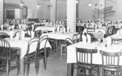 Wokingham, The Dining Room, Lakeside Holidays, California c.1960