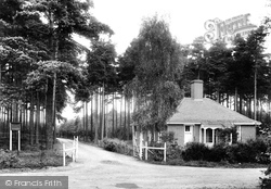 Wokingham, The Lodge, London Open Air Sanatorium 1909