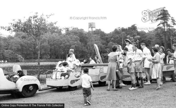 Photo of Wokingham, The Snake Train, Lakeside Holidays, California c.1960