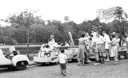 The Snake Train, Lakeside Holidays, California c.1960, Wokingham