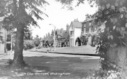Wokingham, The Terrace c.1955