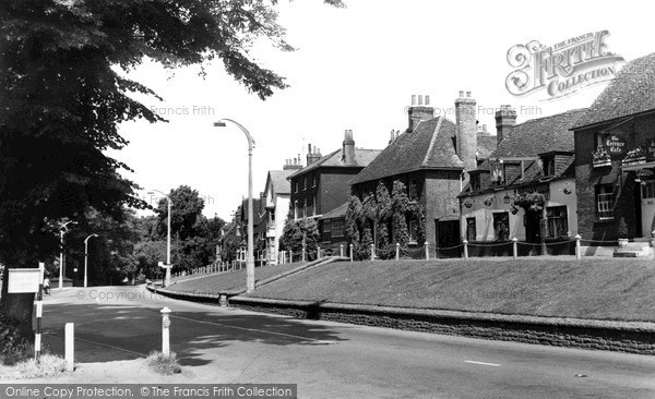 Photo of Wokingham, The Terrace c.1955