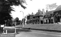 The Terrace c.1955, Wokingham