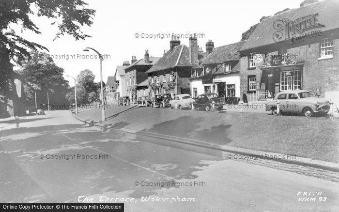 Photo of Wokingham, The Terrace c.1960