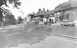 Wokingham, The Terrace c.1960