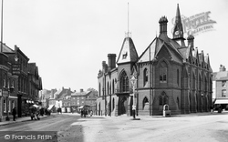 Wokingham, Town Hall 1906