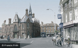 Town Hall c.1955, Wokingham