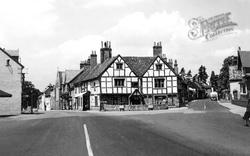 Wokingham, Tudor House c.1950