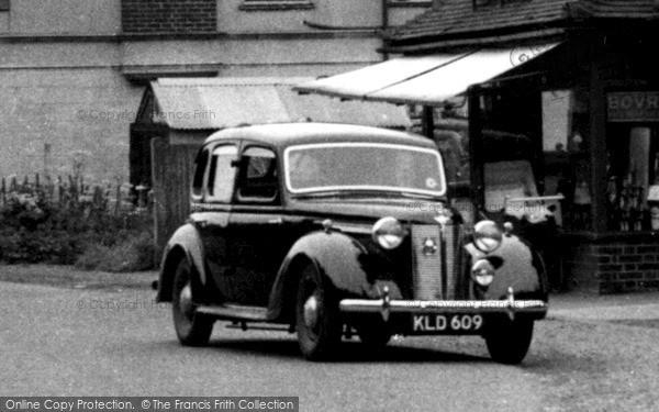 Photo of Woldingham, Austin 16 Car c.1955