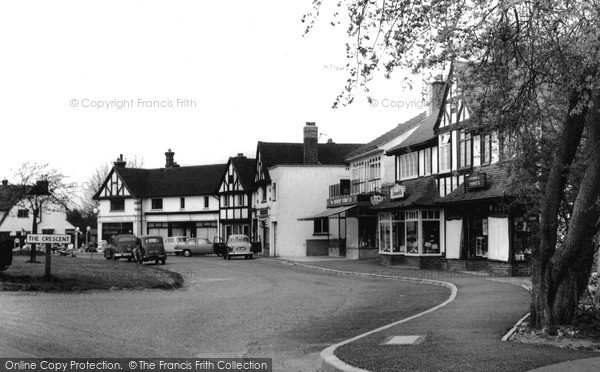 Photo of Woldingham, c.1965