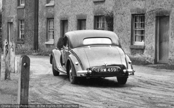 Photo of Woldingham, Riley Rm Car c.1955
