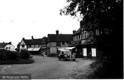 The Crescent c.1955, Woldingham