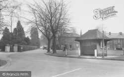 The Green c.1965, Woldingham