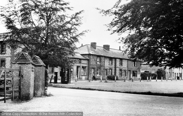Photo of Woldingham, The Village And Post Office c.1955