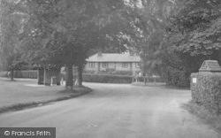 The Village c.1955, Woldingham