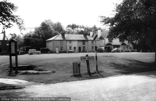 Photo of Woldingham, Village Green c.1965